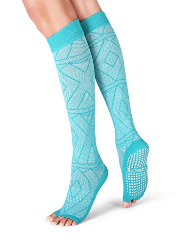 Tucketts Thigh Highs Knee High Yoga Socks