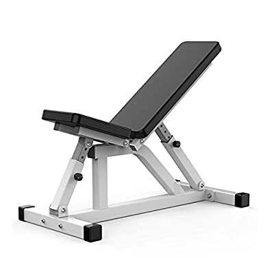 ZYX KFXL weight bench Workout Bench - Abdominal Supine Board Fitness Chair for Multi-function Dumbbell Bench Bench Press Home Sit-up Fitness Equipment workout bench by doudouyalingdeng