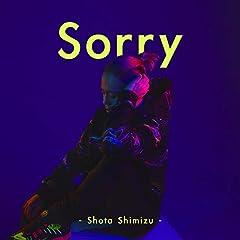 清水翔太「Sorry」のCDジャケット