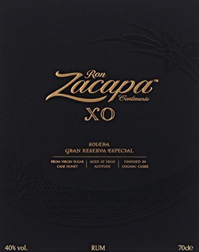 Ron Zacapa XO Rum (1 x 0.7 l) - 4