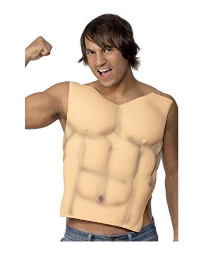 Horror-Shop Male Breast