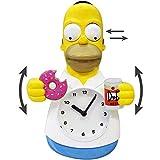 Homer Simpson 3D Motion Wall Clock