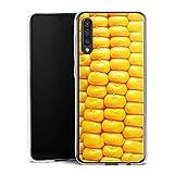 DeinDesign Coque Compatible avec Samsung Galaxy A30s Étui Housse Maïs Grillades Barbecue...