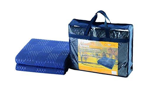 Oztrail Bodenmatte 2,5x6m EMX-06-D Annex Matting Schutzmatten Set Bodenschutz Matte Bodenschutzmatte Puzzlematte Unterlegmatte Camping
