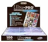 Ultra Pro 9Pocket Seiten Platinum (80) -