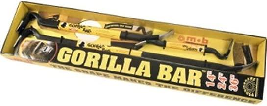 Peddinghaus Nageleisen Brecheisen Brechstange Gorilla Bar Set 350 600 900 mm SET