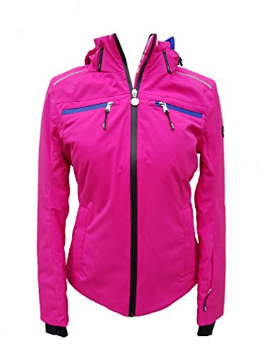 Emporio Armani Herren Trainingsjacke Pink fuchsia L
