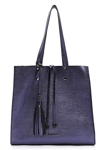 Emily & Noah Shopper Daniela 62402 Damen Handtaschen Zweifarbig