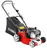 Cobra M40B 40cm (16in) Petrol <span class='highlight'>Lawn</span>mower with Briggs & Stratton Engine