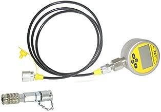 XZT Vov 10000psi Digital Hydraulic Pressure Test Coupling Kit for Volvo Hiab Excavator (10000PSI/700BAR)