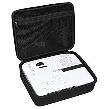 Aproca Hard Travel Storage Carrying Case for Epson VS250 SVGA 3LCD Projector