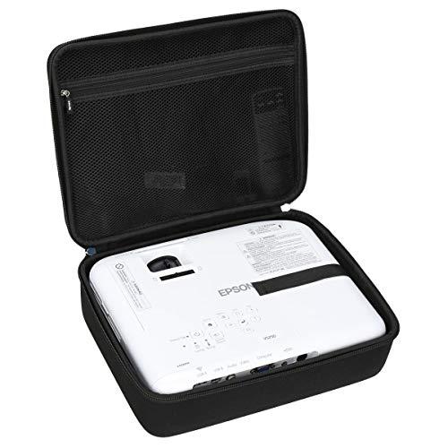 Aproca Hart Schutz Hülle Reise Tragen Etui Tasche für Epson EB -W05 / EB-S41 / EB-X41 / EB-W42 WXGA 3LCD-Projektor