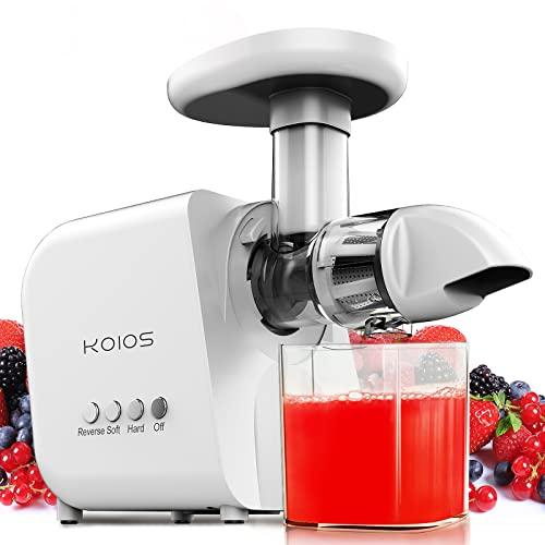 KOIOS Juicer Masticating Juicer