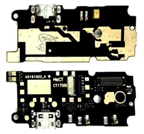 Placa de Carga para Xiaomi Redmi Note 4 HMCT Narrow Estrecho (Global Version, Procesador Snapdragon 625) Conector Micro USB Antena Cobertura Microfono