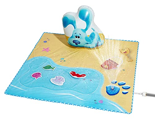 Little Kids Blue Clues My First Splash Pad for Toddlers with Sensory Activities