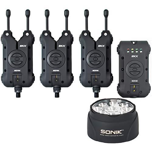 Sonik SKX Bite Alarm Set