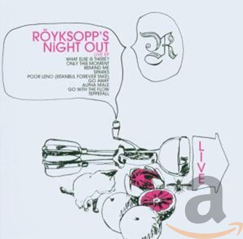 Roeyksopp Night Out Live Ep