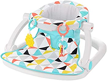 Fisher-Price Sit-Me-Up Floor Seat (Windmill)