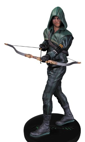 DC Collectibles Arrow Oliver Queen Statue