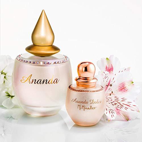 M MICALLEF Ananda Dolce femme/woman Geschenkset (Eau de Parfum,100ml+30ml), 200 g