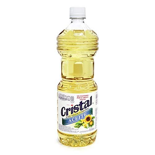 Aceite 123 marca Cristal