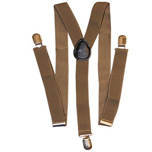 Neuf bretelles mixte bas couleurs trendy 20 clips coloris très tendance, Beige, taille unique