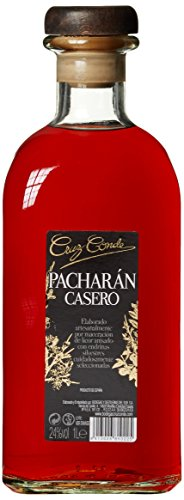 La Cordobesa Pacharan Casero Anis-Schlehen-Likör (1 x 1 l)