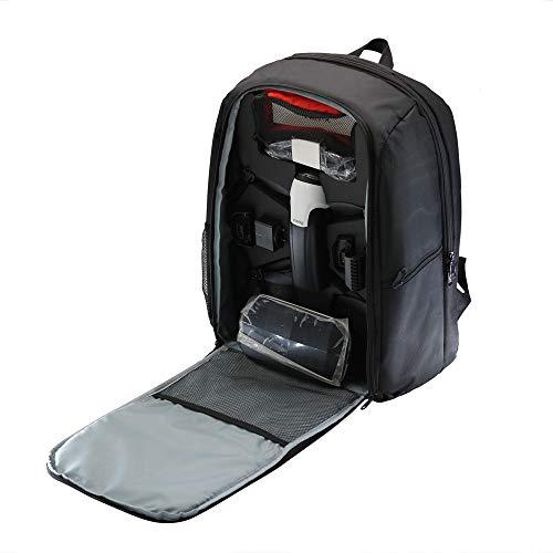 Für Bebop 2 FPV Backpack,Colorful Reise Schulter Rucksack Backpack Bag Case Kasten mit 4PC Propeller für Parrot Bebop 2 FPV Drone (A)