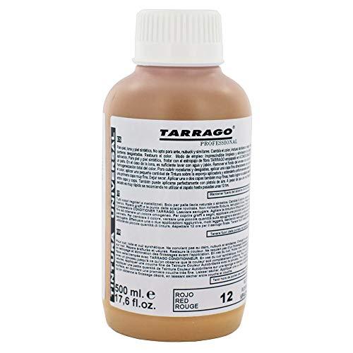 Tarrago   Universelle Tinktur 500 ml   Färben für Leder, Canvas und Kunstleder (Griff 27)