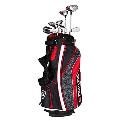 Callaway Men's Strata Tour Complete Golf Set (16-Piece, Right Hand, Regular Flex)