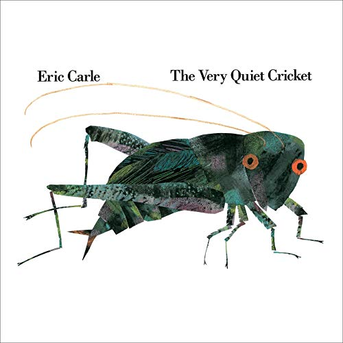 The Very Quiet Cricket cover art