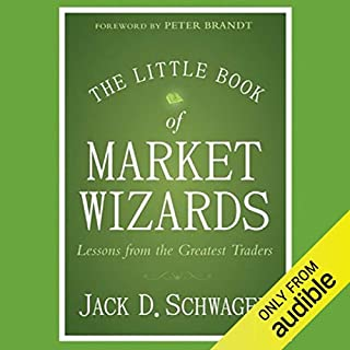 The Little Book of Market Wizards audiobook cover art