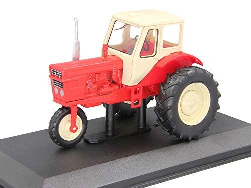 MTZ-50H (МТЗ-50Х) 1957 Year - Legendary Soviet Wheeled Universal Tractor - 1/43 Collectible Model Vehicle - Soviet Wheeled Universal Tractor by Minsk Tractor Factory
