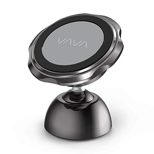 VAVA - Soporte magnético para salpicadero de Coche con imán superfuerte para iPhone 7 Plus 8 Plus X Samsung Galaxy S9 S8 S7 S6 y más
