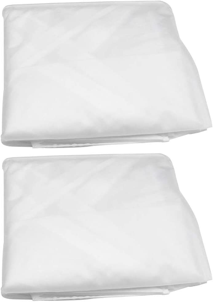 Scicalife National products 2pcs Cloths Dust Cover Wedding Bag Popular popular Garment Suit Dress
