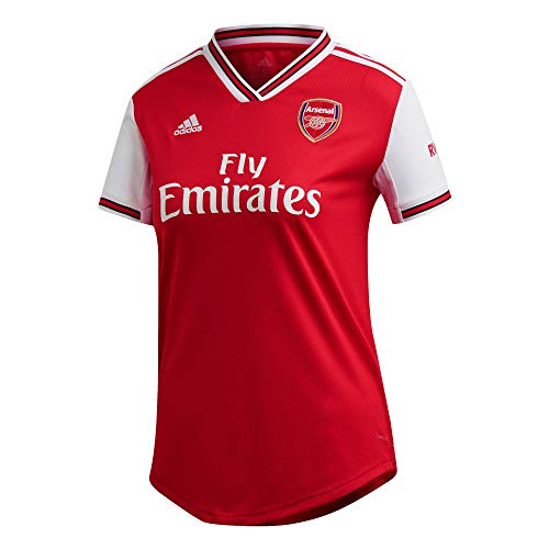adidas Women's Soccer Arsenal Home Jersey (X-Small) Red/White