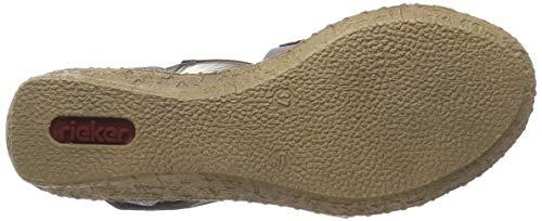 Rieker Damen Sandalette - 4