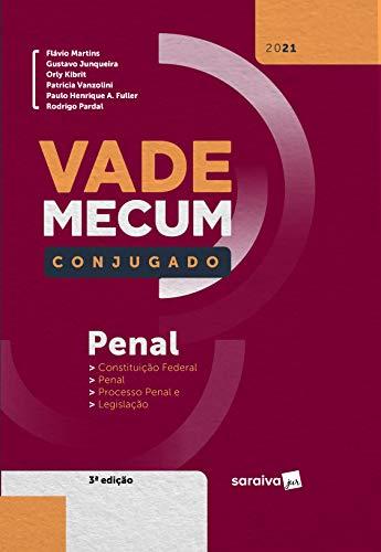 Vade Mecum Conjugado Penal - 3ª Edição 2021