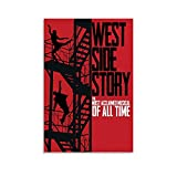 Poster West Side Story Poster Dekorative Malerei Leinwand