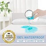 Adoric Zippered Mattress Encasement, Premium Waterproof Mattress...