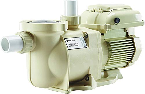 Pentair SuperFlo VS Variable Speed Pool Pump, 342001