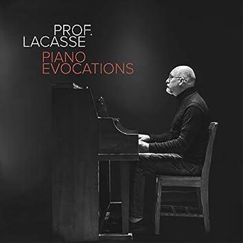 Piano Evocations