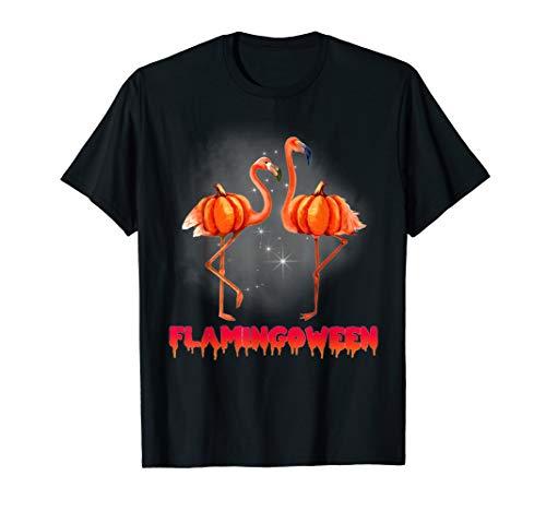 Flamingoween, Kürbisflamingo Halloween custome Geschenk