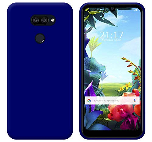 Funda Gel TPU para LG K40S Color Azul