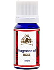 Fragancia Aceite de Rose 10ml - de Canela - para Aroma Lámpara & Difusor - Adecuado Para Hacer Velas & Jabones - Para Ramos Secos & Bolsitas Perfumadas - Productos Para Cuidado Cuerpo & Piel