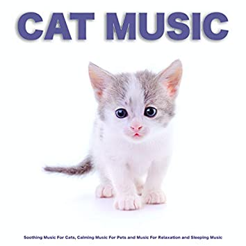Cat Music: Soothing Music For Cats, Calming Music For Pets and Music For Relaxation and Sleeping Music