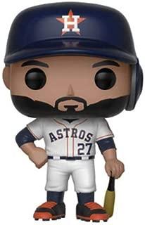 Funko POP!: Major League Baseball José Altuve Collectible Figure, Multicolor