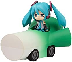 Nendoroid Plus: Vocaloid Pull-back Cars Miku & Spring Onion Car by FREEing