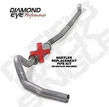 Diamond Eye K4114A-RP Turbo-Back Exhaust Kit
