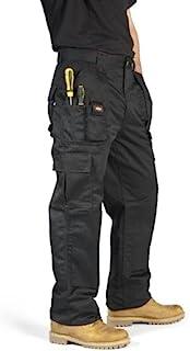 c0fe1a44066987 Lee Cooper Cargo Pantalon pour homme - Noir -30W/29S